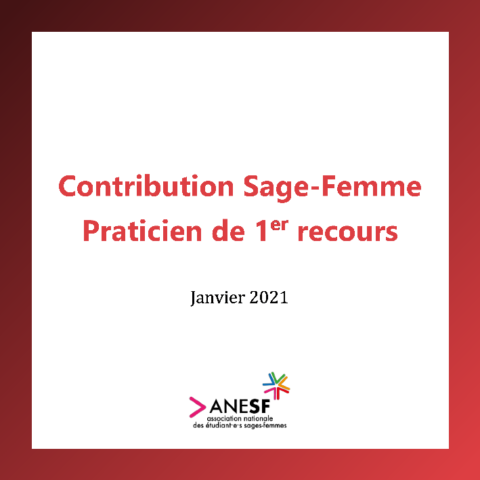 Contribution : Sage-femme praticien de 1er recours