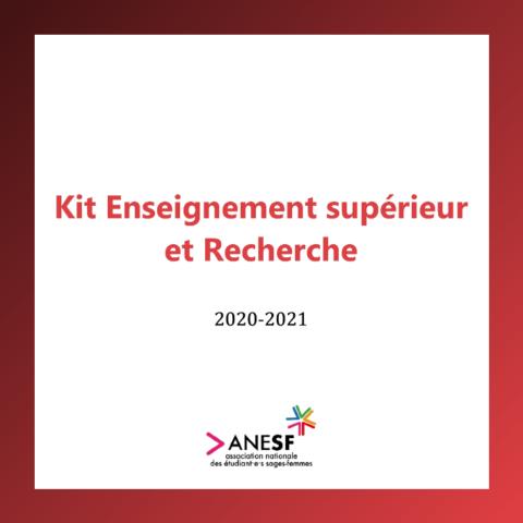 Kit Enseignement Supérieur et Recherche